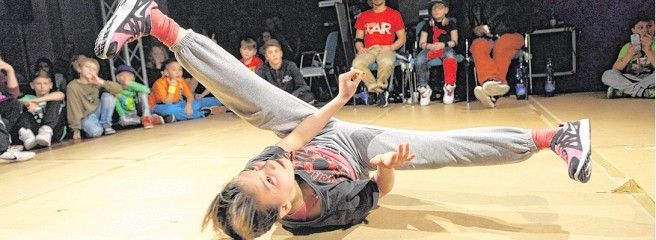"VfL-Breakdancer Lars Richter siegt bei ""Freestyle Kids Battle"" in Herne"